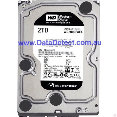 Hardisk Wd Black 1 recovering data from western digital disk drives