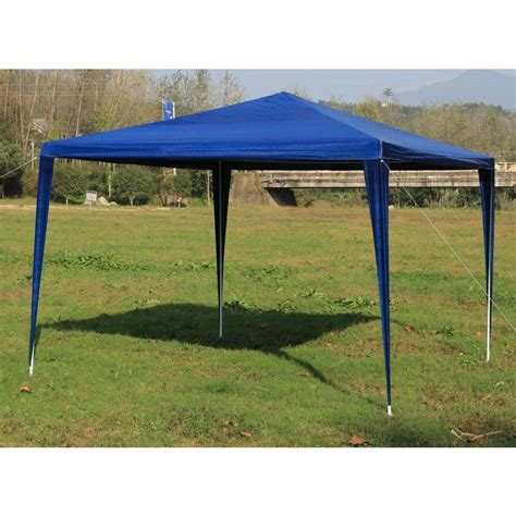Portable Gazebos For Sale Outdoor Portable Gazebo Marquee Tent In Blue 3x3m Buy 3x3m