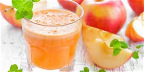 cara membuat es buah apel cara membuat jus buah apel sederhana enak resepmembuat com