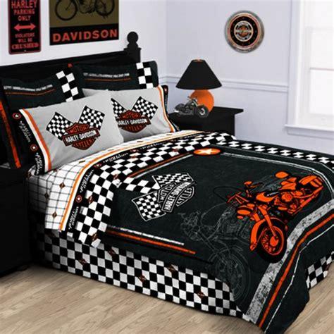 Harley Davidson Bedding Set Harley Davidson Bedding Sets