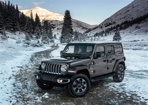 jeep unlimited 2020 2020 jeep wrangler unlimited release date price new
