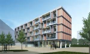 Apartment House Uk Contemporary Housing Residential Buildings E Architect