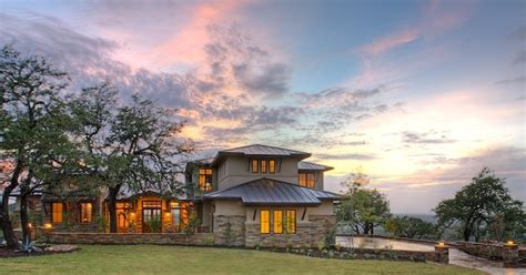 country architecture residential hill country contemporary contemporary exterior