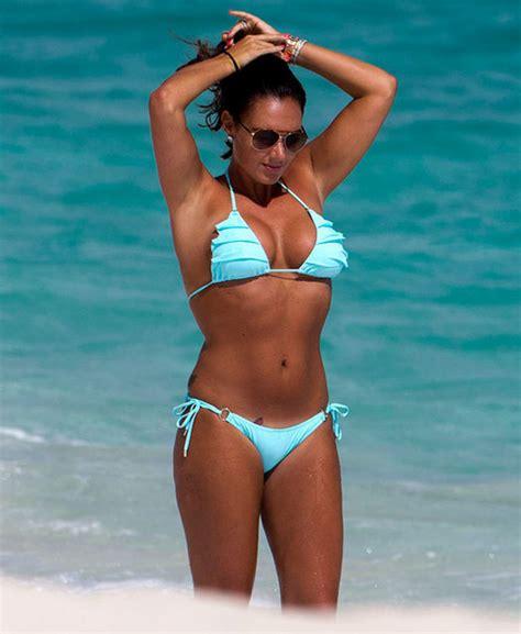 tamron hall implants swimsuit celebrities bikini gossip hot bikini tamara ecclestone