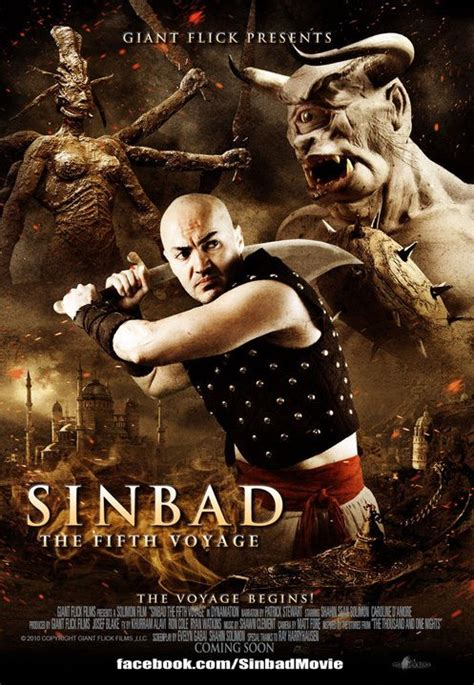 film seri voyage to the bottom of the sea sinbad the fifth voyage 2014 review fantasy movie