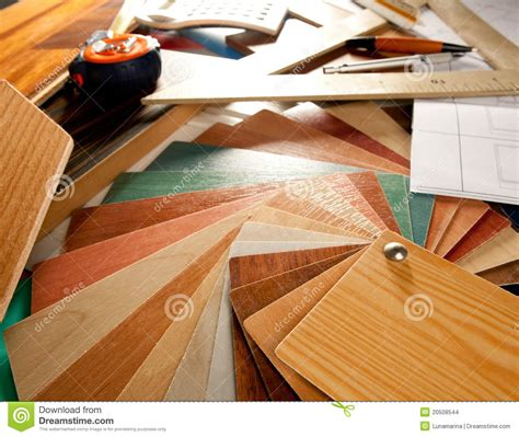 interior designer tools architect interior designer workplace stock images image 20508544