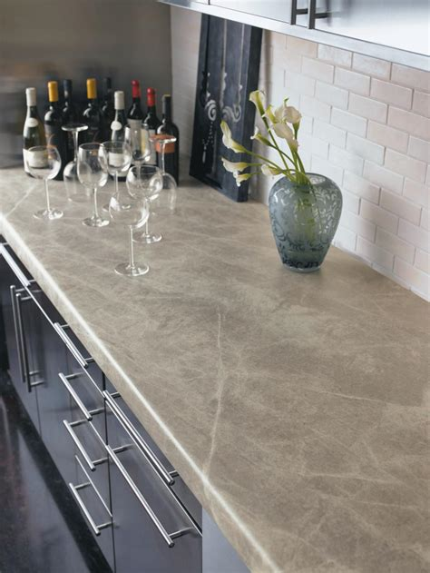 Expensive Countertops by Cheap Versus Steep Kitchen Countertops Hgtv
