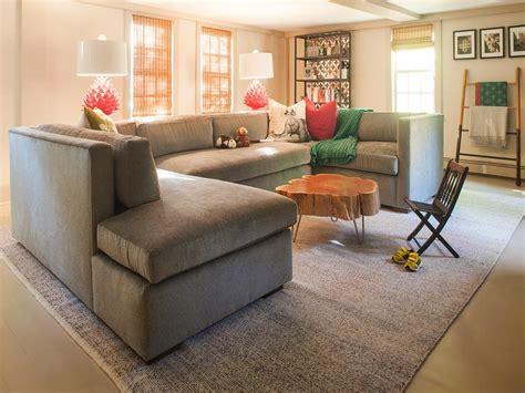 gray u shaped sectional u shaped gray velvet sectional transitional living room