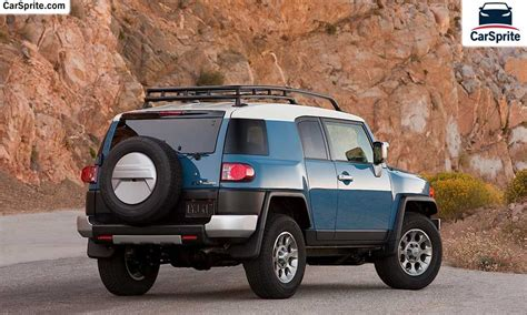 Toyota Fj Cruiser Specs Toyota Fj Cruiser 2017 Prices And Specifications In