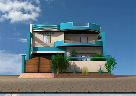 blue modern color scheme 187 house exterior 187 schemecolor