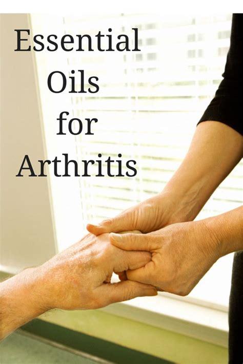 essential oils for arthritis essential oils for arthritis