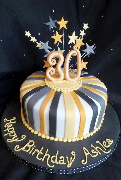 The 25  best 30th birthday cakes ideas on Pinterest   30 cake, 30 birthday cake and 18th