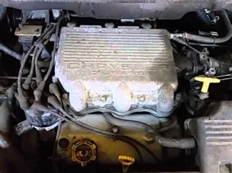 small engine repair training 2000 plymouth voyager seat position control ah1159 1997 plymouth voyager 3 0l youtube