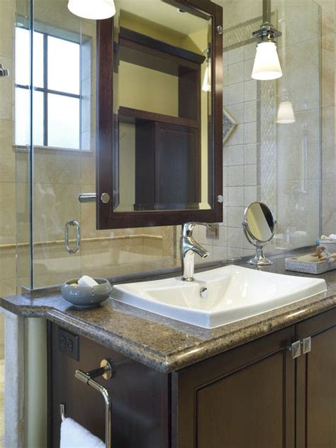 Bathroom Vanity Against Wall Bath Vanity Against Glass Shower Wall Home Design Ideas Shower Walls Bath