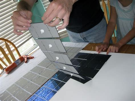 how to build a solar array cool ideas on how to build a solar panel junk mail