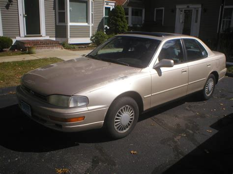 96 Toyota Camry Curbside Classic 1992 96 Toyota Camry The Greatest