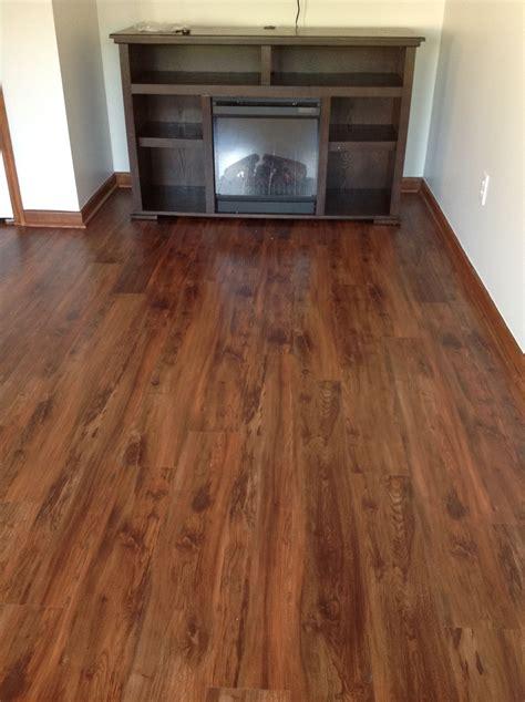 vinyl planks    wood planks home playroom