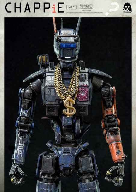 film up humandroid toyhaven recently announced threezero 1 6th scale