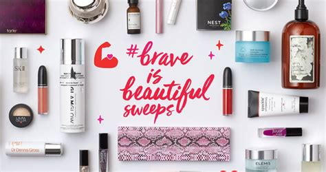 Qvc Sweepstakes - win all of the products from qvc s beauty with benefits show