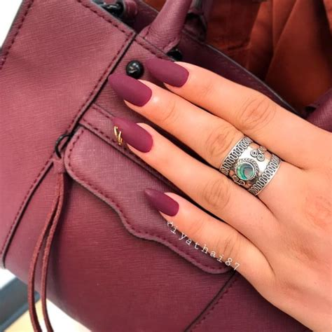 matte nail colors 27 matte nails designs to meet this fall