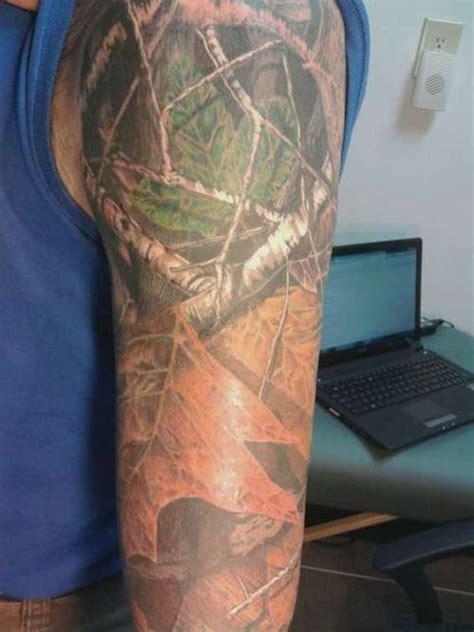 realtree tattoo camo tattoos