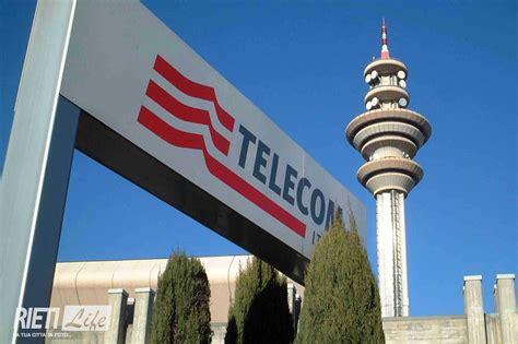 sedi telecom roma telecom sedi di rieti e terni verso l unione con roma la