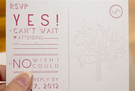 reply to wedding invitation informal informal wedding invite wording weddingbee