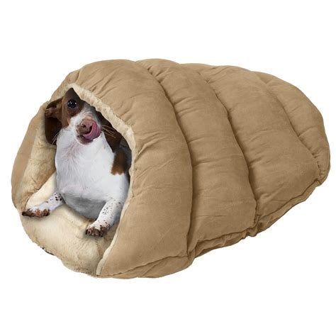 cave pet bed sleep zone cuddle cave pet bed 22x17 save 37