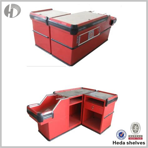 Supermarket Desk by China Manufacturer Retail Checkout Counters Desk Buy