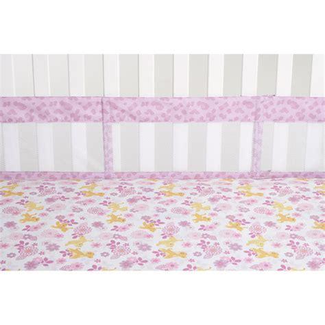 Nala Crib Bedding by Disney Baby Bedding King Nala Crib Liner Walmart