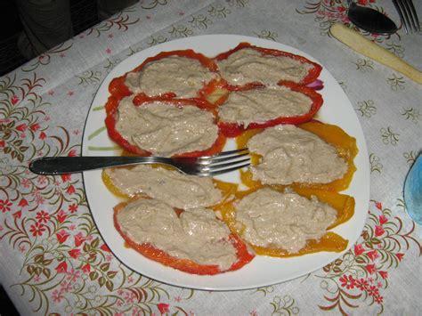 flan di peperoni con bagna cauda ricerca ricette con bagna cauda senza aglio