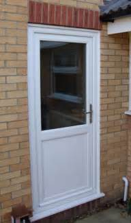 Exterior Back Doors Awm Upvc Windows External Doors Sheffield And Doncaster