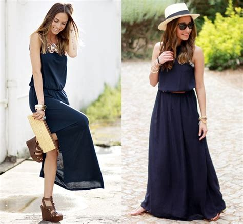 Sloopy Maxy Dress style ideas spending summer days with a casual maxi dress