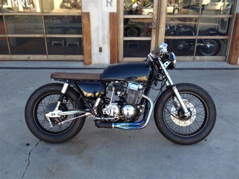 brat style seat bratstyle cb750 by fuel well moto bikebound