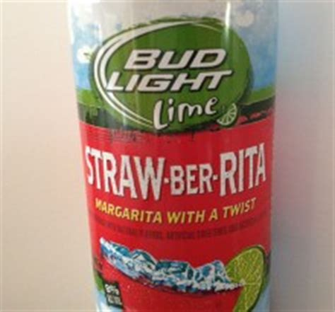 bud light strawberita alcohol content beverages home