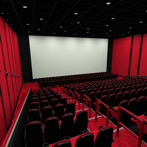 lighting design for home theater download 3d house 3d model of movie theater