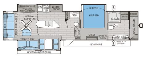 pinnacle 5th wheel floor plans 2016 pinnacle luxury fifth wheel floorplans prices