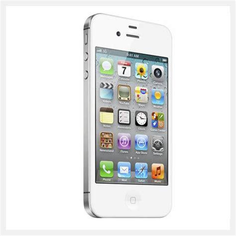 apple iphone 4 8gb white verizon smartphone page plus talk tech4wireless