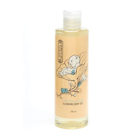 Baby Powder Detox by All Baby Cleansing Gel The Sensitive