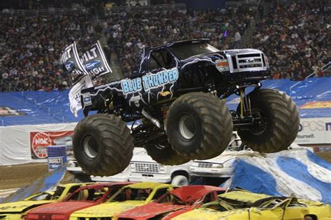 monster jam truck games international artists marschall entertainment