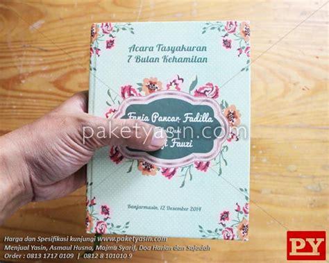 Tespack Kehamilan Isi 50 Pcs paketyasin products buku tasyakuran 4 bulanan
