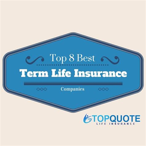 best insurance 8 of the best term insurance companies who to consider
