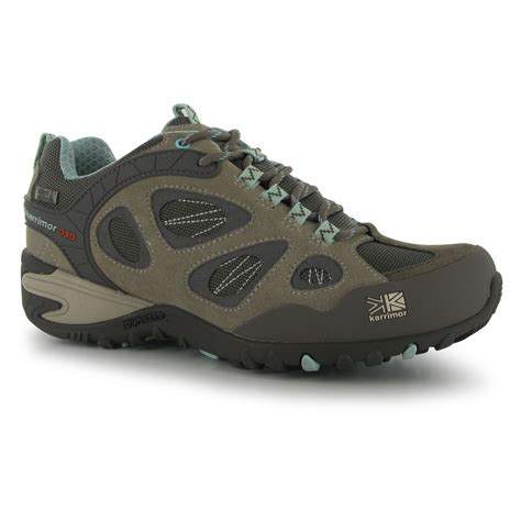 Sepatu Karrimor Dynagrip Size 43 karrimor ridge event hiking outdoor walking shoes lace up