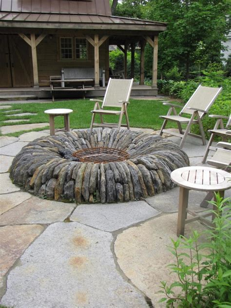 small firepit pit ideas for small backyard pit design ideas