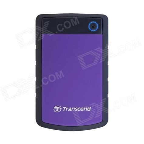 Hdd External 500gb Transcend transcend storejet 25h3 500gb usb 3 0 external drive purple free shipping dealextreme