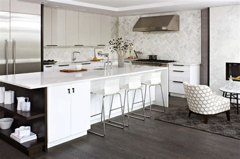 contemporary white kitchen houzz modern white kitchen contemporary kitchen