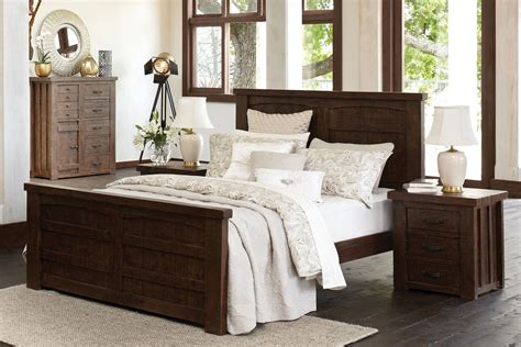 Harvey Bedroom Furniture Barnyard 4 Bedroom Suite With Chest By Debonaire Furniture Harvey Norman New Zealand