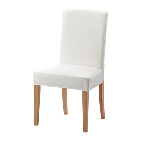 henriksdal chaise gr 228 sbo blanc ikea