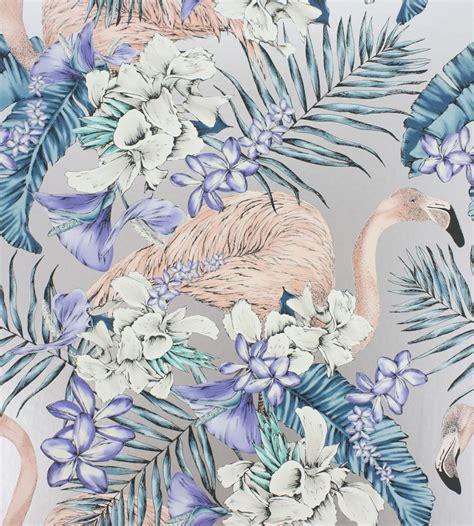 flamingo wallpaper matthew williamson flamingo club wallpaper by matthew williamson jane clayton
