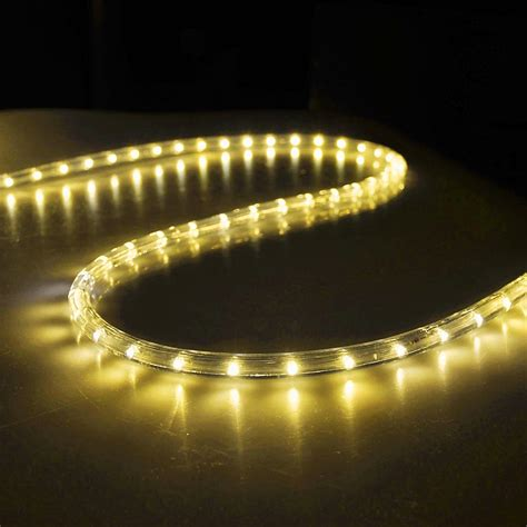 2pcs 150 ft 2 wire led rope light in outdoor home xmas